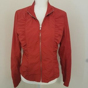Vintage Idology Zip Up Jacket Size Medium